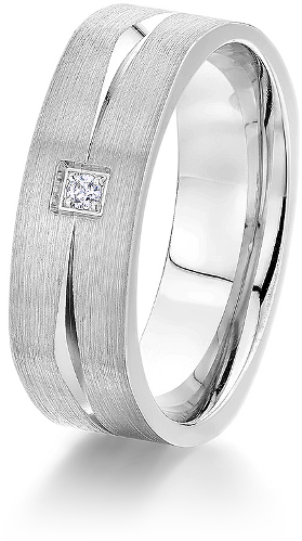 Image for the collection Square Mens Bands